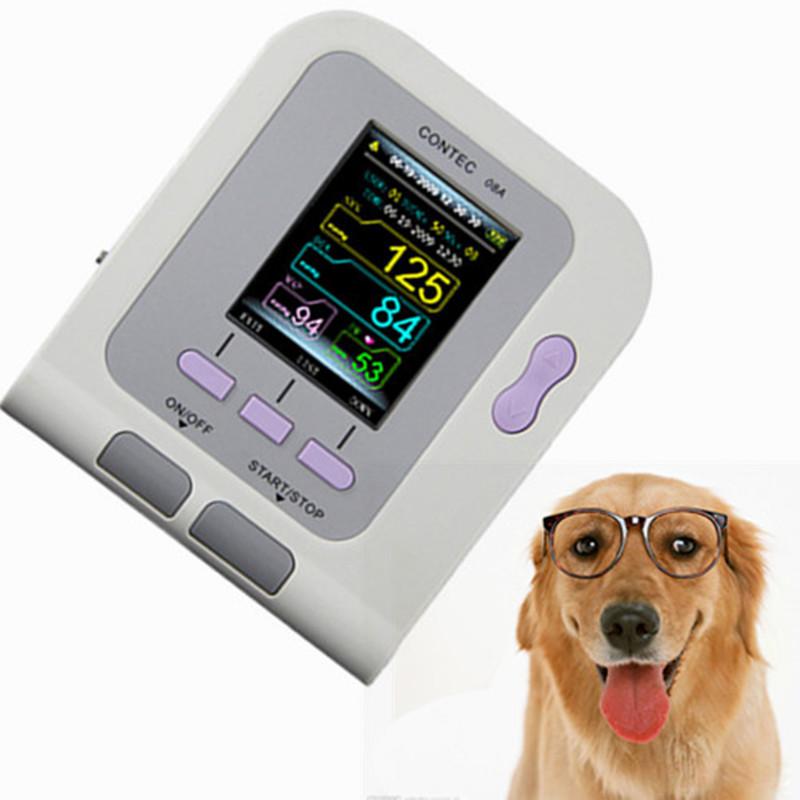 Veterinary blood pressure monitor